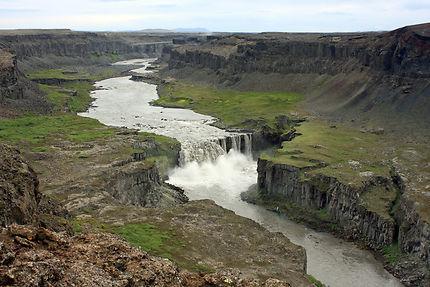 Hafragilfoss, Islande