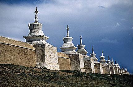 Monastère d'erdenne zhou