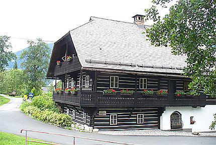 Ancienne ferme à Ossiach