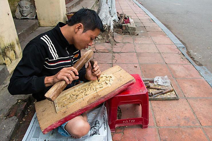 Arts et artisanats du Centre du Vietnam