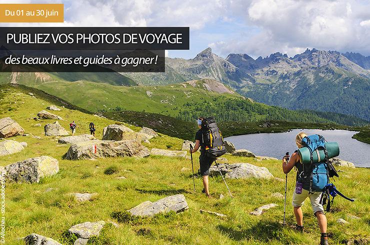 Photo - Concours photo Routard : Trek et randonnée