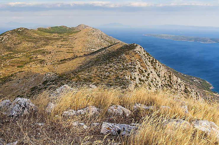 Balades sur l'île de Hvar