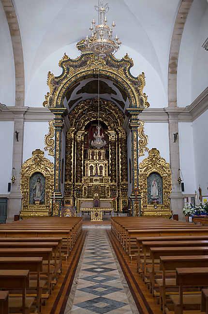 Olhão Église Paroissiale