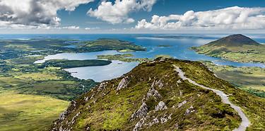 Le Connemara et la Western Way à pied