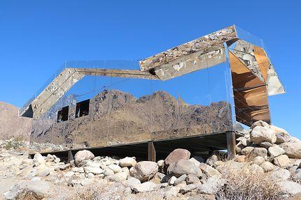 Mirage in the Desert, by Doug Aitken