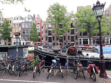 Amsterdam en une photo