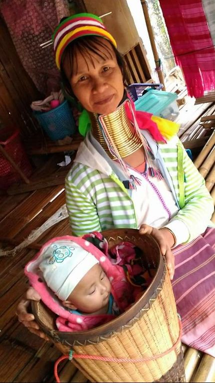 En famille à Chiang Mai