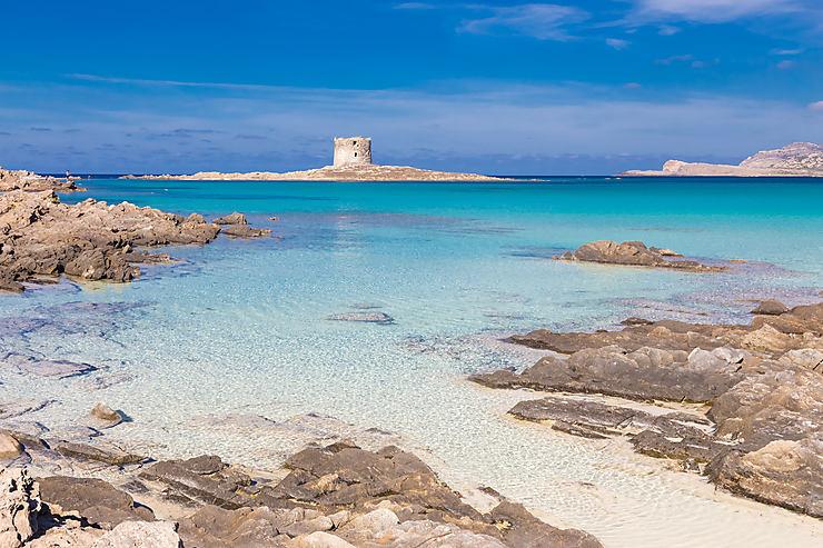 Plage de la Pelosa et parc national Asinara