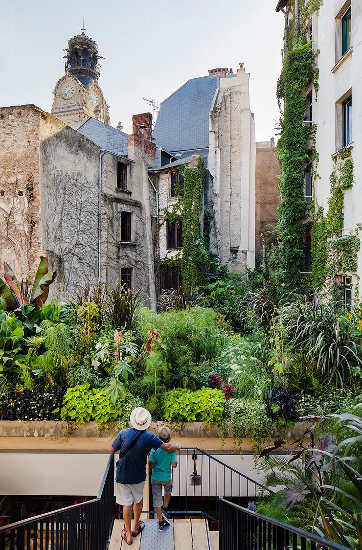Un périple artistique et urbain à travers Nantes