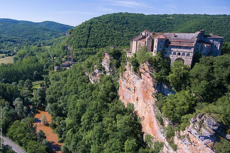 Tarn-et-Garonne - Parcourir la vallée et les gorges de l'Aveyron à vélo