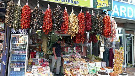 Les marchands de Konya