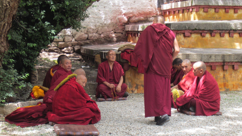 Monastère de Séra - Tibet