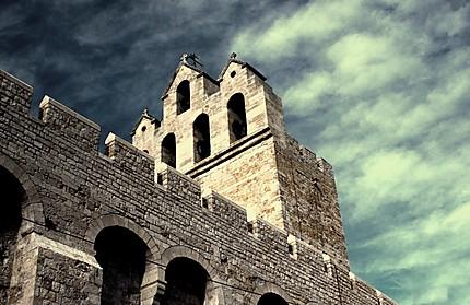 Eglise aux Saintes-Maries-de-la-Mer