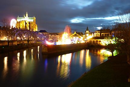 Metz centre de nuit