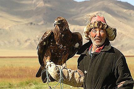 Yacine et son aigle