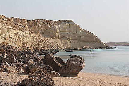 Hengam island - Persian golf