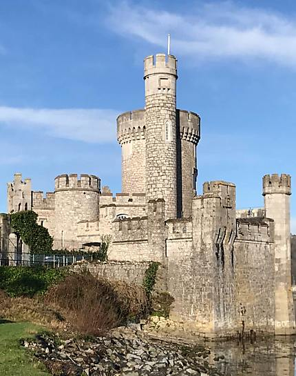 L'observatoire de Blackrock Castle