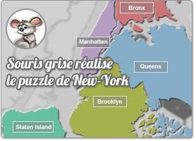 Voyage à New York © Sourisgrise