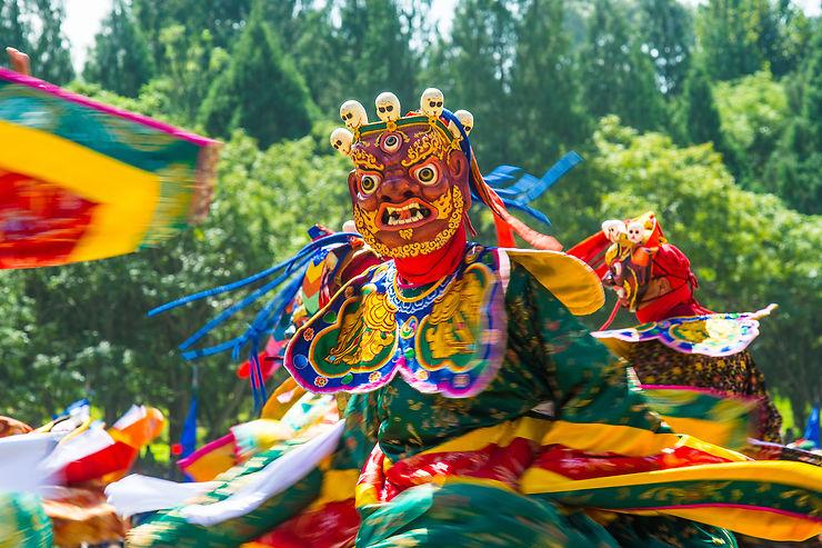 Le Bhoutan : un royaume très (p)réservé