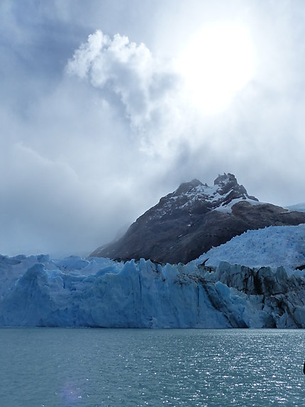 Glaciers Upsala & Spegazzini