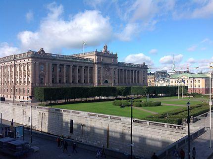 Parlement de Suède