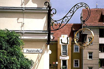 Die Poststrasse