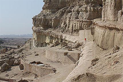 Kharbaz cave - the medes period - Qeshm