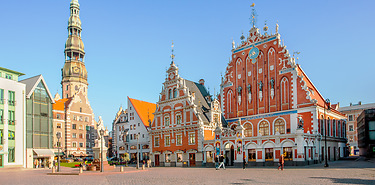 Les Pays Baltes de Tallinn à Vilnius à vélo