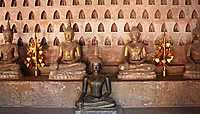 Luang Prabang - Vientiane, deux visages du Laos