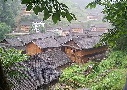Huangluo yao village