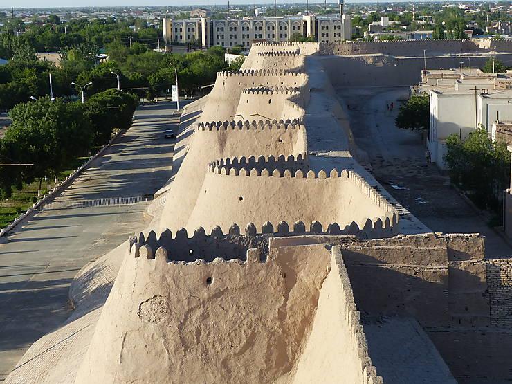 Forteresse de Khiva, Ouzbékistan