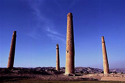 Minarets d'Hérat