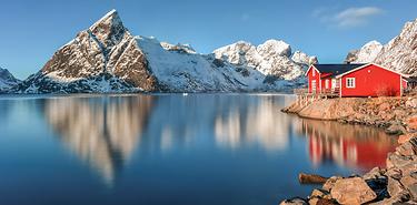 Norvège : les Lofoten en hiver - 6J/5N