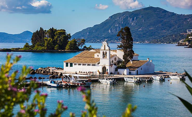 Corfou, un paradis en mer Ionienne