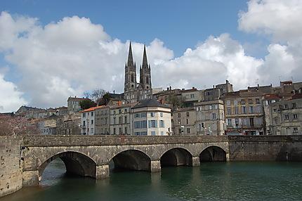 Centre-ville de Niort
