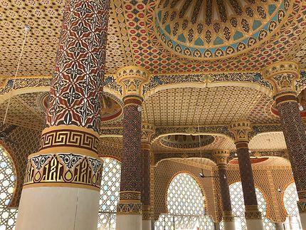 Grande mosquée de Touba au Sénégal