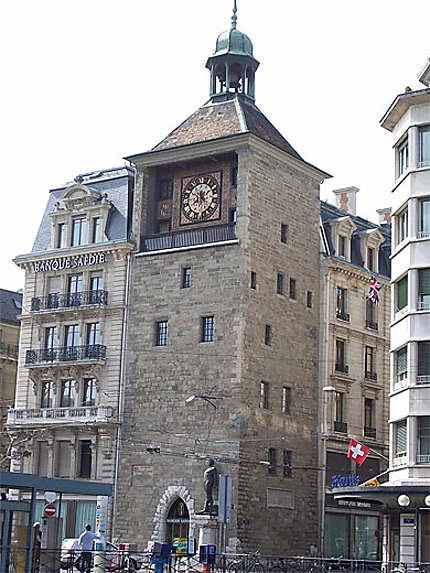 Tour à Genève
