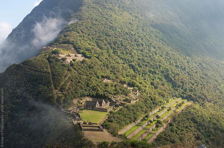 Pérou - Choquequirao, l'autre Machu Picchu