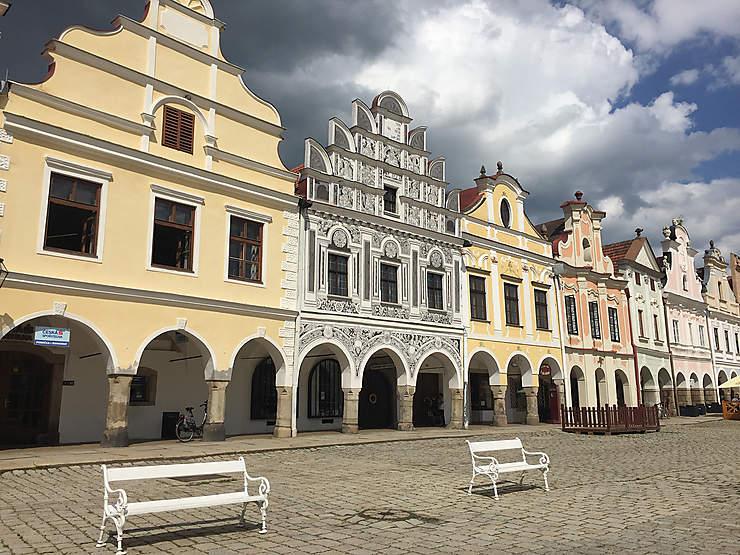 République tchèque : la Moravie baroque