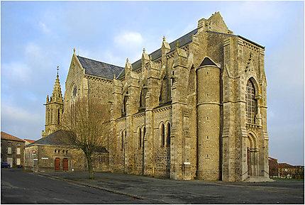 Le sanctuaire de Notre Dame de Pitié