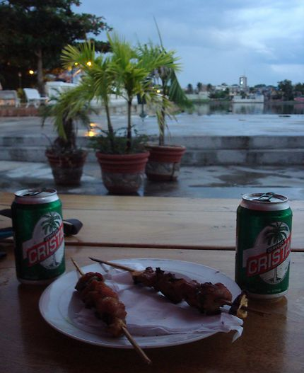 Meilleur repas à Cienfuegos, Cuba