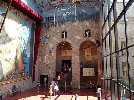 Le musée Dali, Figueras