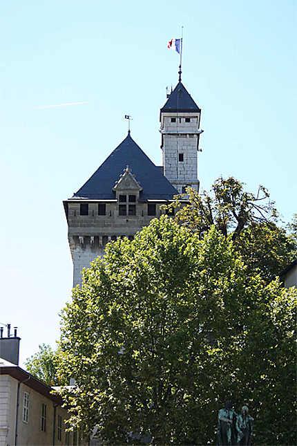 Chambéry - Château des Ducs de Savoie - Tour