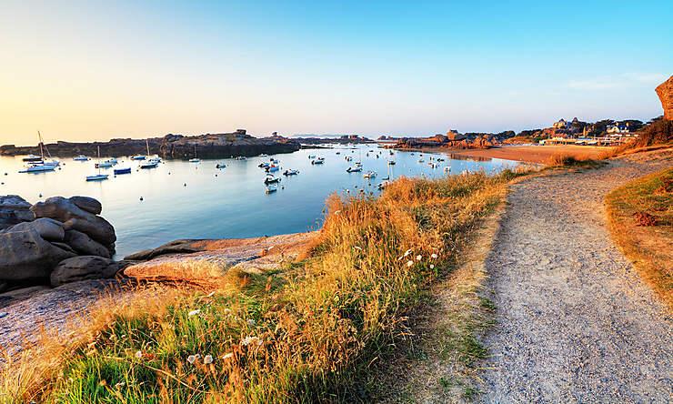 En Bretagne, Sur La Côte De Granit Rose : Idées Week End