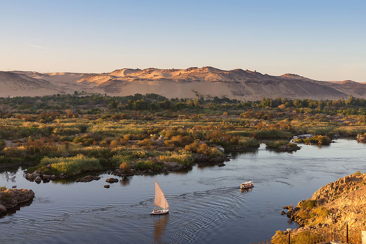 Le meilleur de l'Égypte : la vallée du Nil