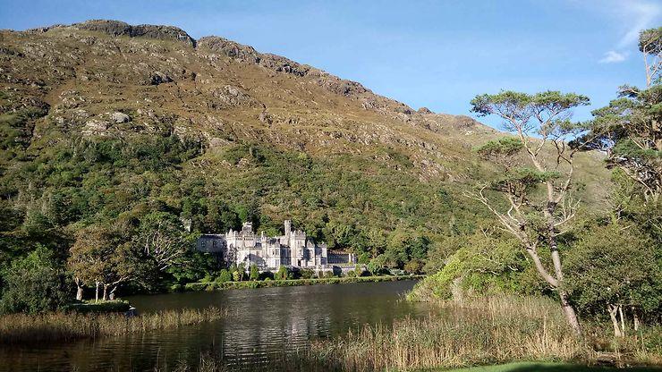 L'abbaye de Kylemore, comté de Galway, Irlande