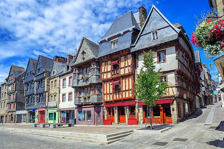 Hotel Rennes Centre Ville