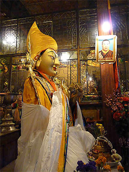 Monastère de Nechung Tara