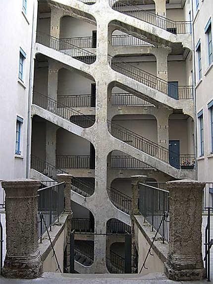 Bel escalier