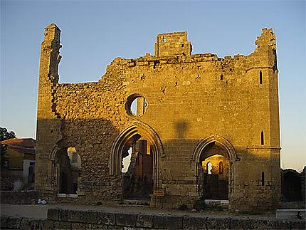 Ancienne ville de Famagouste